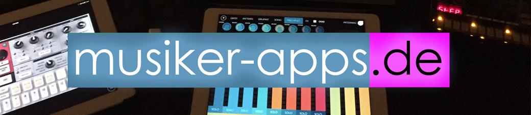 iOS Apps für Musiker - Musik machen mit dem iPad oder iPhone